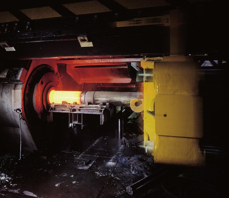 extrusieprofiel in staal