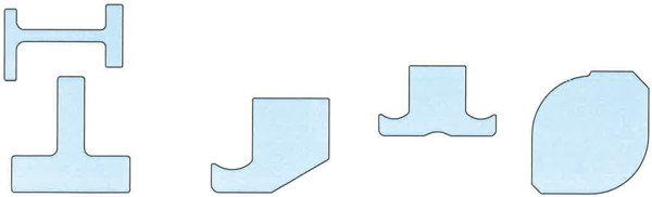 koudgetrokken staalprofielen